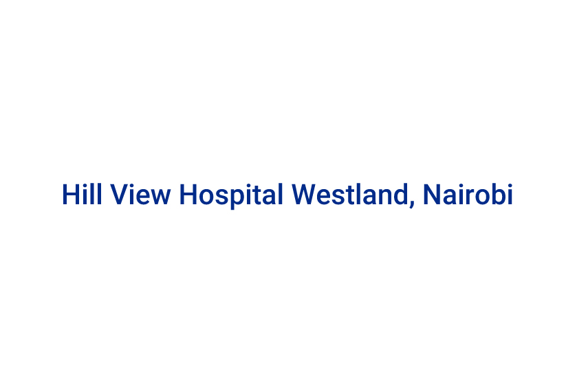 Hill View Hospital Westlands, Nairobi